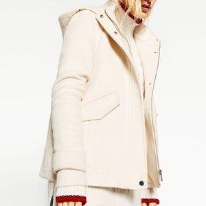 Coming soon! Zara hooded jacket